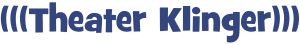 Logo Theater Klinger